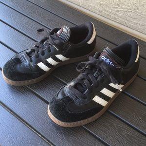 Adidas Samba 4.5 Boys (or girls) EUC!